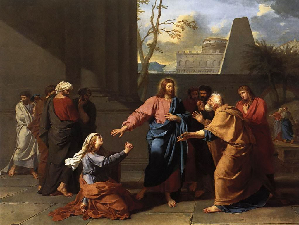 A Sermon on the Canaanite Woman